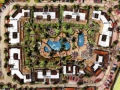 Zeichnung Complex Limnaria Garden