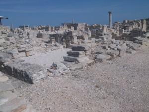 Koùrion, Ausgrabungen2 (640x480)