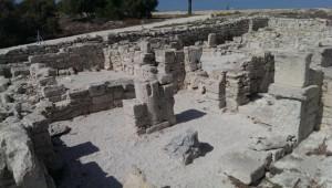 Kourion, Ausgrabungen (640x362)
